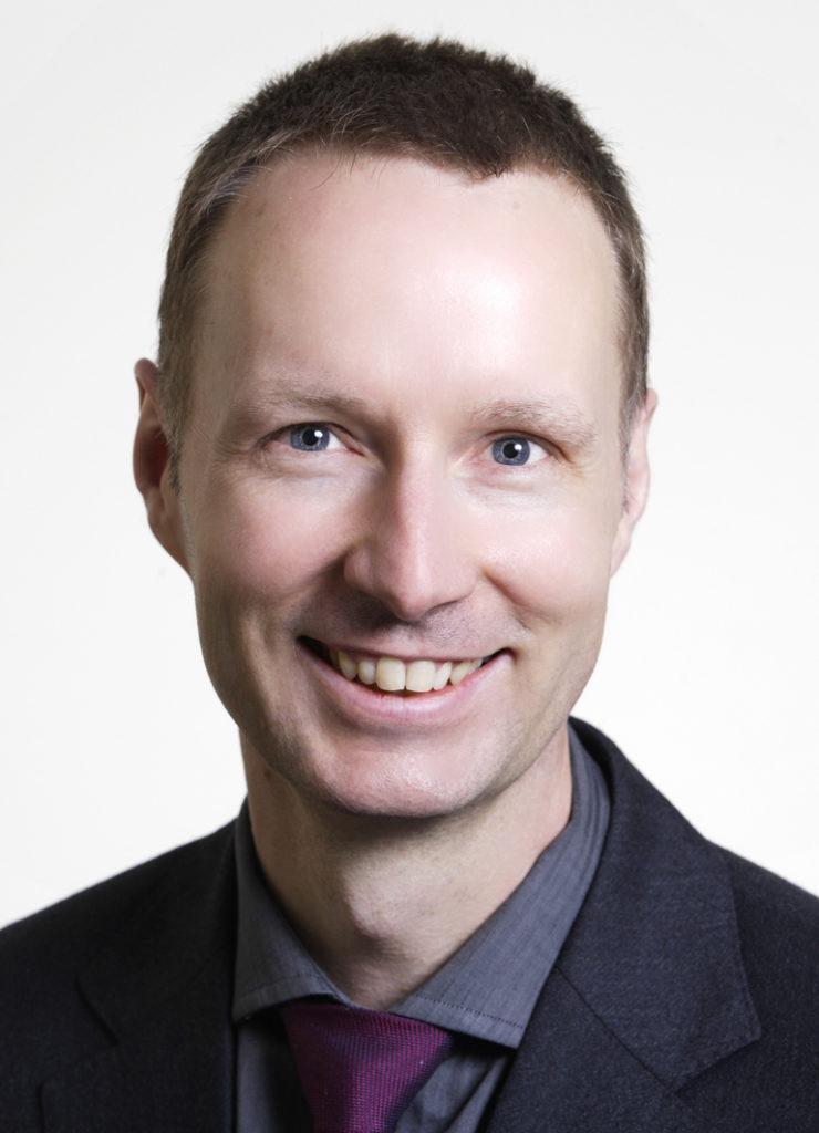 Dr. Harald Krauß, Chefarzt für Psychiatrie und Psychotherapie an der Klinik für seelische Gesundheit Dortmund